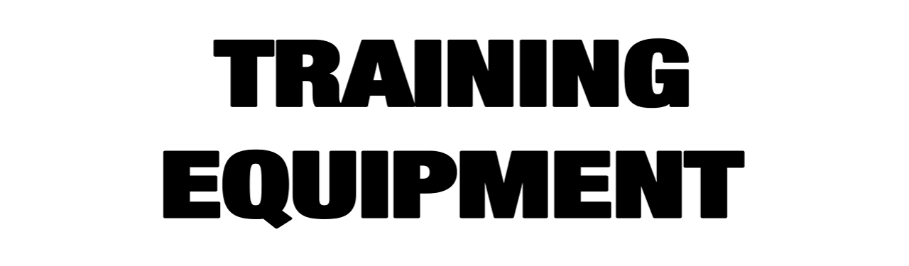 Training Equipment New 1