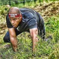 Jon Ross Wiley OCR Obstacle Course Racing Spartan Race Yancy Camp Athlete