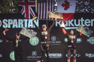 2019 Spartan World Championship Mens Podium Winner Finish Results Tahoe Pro Elite Robert Rob Killian Ryan Atkins Jon Albon
