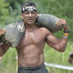 Akash Garg Spartan Race OCR Obstacle Course Racing
